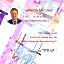 Seweryn Możdżeń - Programista Jarosław