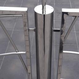 Adam Jaskulski Balustrady i ogrodzenia z stali (tel 697) nierdzewnej (006777) - Ogrodzenia Ogrodowe Kiełpino