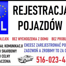 Rejestracja Pojazdów Bartłomiej Zalega - Polisy AC Wrocław