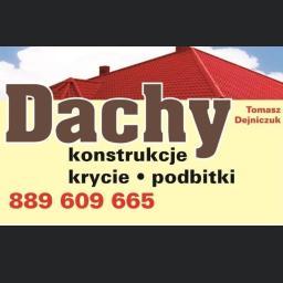 Usługi Remontowo-Budowlane -Dekarskie Dach-Top - Budowa domów Włodawa
