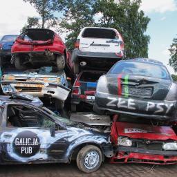 Złomowanie & Skup Pojazdów - Auto-Schrott - Wypożyczalnia samochodów Bielsko-Biała