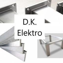 D.K. Elektro Dawid Komperda - Barierki Szklane Wieliczka
