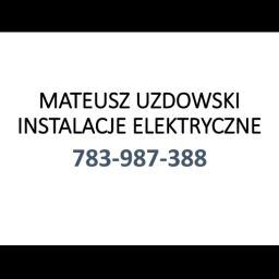 INSTALACJE ELEKTRYCZNE MATEUSZ UZDOWSKI - Alarm Domowy Brodnica