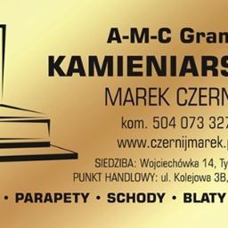 A-M-C Granit KAMIENIARSTWO MAREK CZERNIJ - Parapety Kamienne Tyszowce