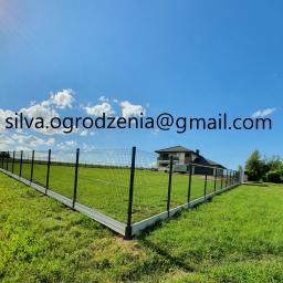 Silva Ogrodzenia - Ogrodzenie Panelowe Drewniane Limanowa