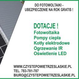 Czyste Powietrze Sp. z o.o. - Instalacje grzewcze Katowice