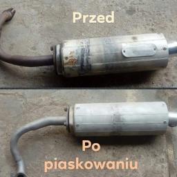 PaletaPiask - Piaskowanie Konstrukcji Stalowej Warszawa