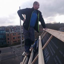 Igor Tyjewski Enterprise - Ocieplanie budynków Rogów