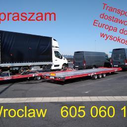PHU Sławek- Radziewiński Sławomir - Firma transportowa Oława