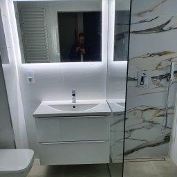 AS-Kompleksowe Wykończenia Wnętrz - Remont łazienki Słupsk