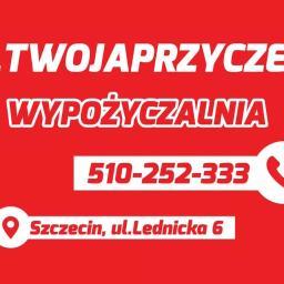 TWOJAPRZYCZEPA - Przeprowadzki Szczecin