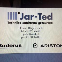 Jar-Ted - Kotły Gazowe Wrocław