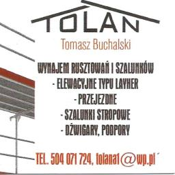 PBHU Tolan - Remont łazienki Olsztyn