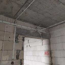 Instalacja elektryczna wykonywana na mieszkaniu