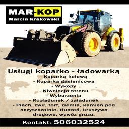 MAR-KOP Marcin Krakowski - Fundament Lipno