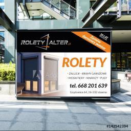 ROLETY ALTER - Rolety Antywłamaniowe Opoczno