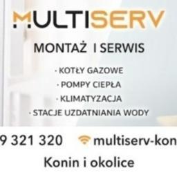 MultiServ Dominik Nowak - Instalacje gazowe Żychlin