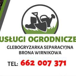 Glebozgryzarka separacyjna - Pabianice - Ogrodnik Pabianice