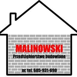 Przedsiębiorstwo Budowlane Mateusz Malinowski - Glazurnik Golub-Dobrzyń