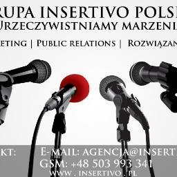 Grupa Insertivo Polska - Grafik komputerowy Łódź