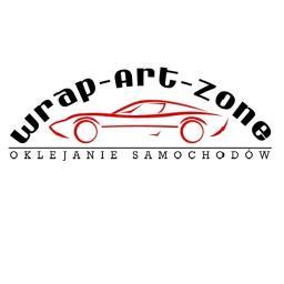 Wrap Art Zone Wojciech Su艂ek - Przyciemnianie szyb My艣lenice