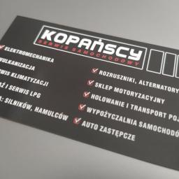 Kopańscy serwis samochodowy Albert Kopański - Elektryk samochodowy Tomaszów Mazowiecki