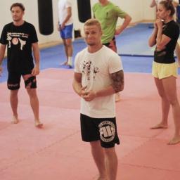 Konrad Kozubowski - Sporty drużynowe, treningi Opole