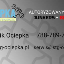 STG-OCIEPKA DOMINIK OCIEPKA - Hydraulik Bielsko-Biała