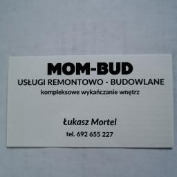 Mom-Bud Usługi Remontowo-Budowlane Łukasz Mortel - Naprawa Okien PCV Ełk