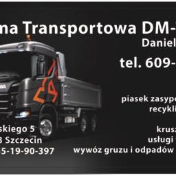 DM-TRANS Daniel Monarcha - Żwir Szczecin