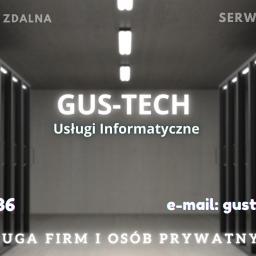 Gus-Tech Gustaw Krzyskow - Programista Bolesławiec