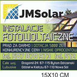 JMSolar Michał Czujwid - Energia odnawialna Drogomil
