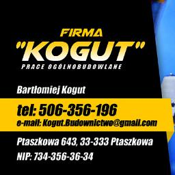 Firma KOGUT Bartłomiej Kogut - Remont łazienki Kraków