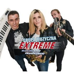 GRUPA MUZYCZNA EXTREME - Zespół muzyczny Strzelce Opolskie