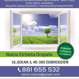 Okna aluminiowe Olesno