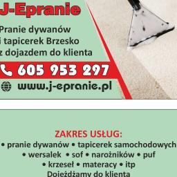 J-epranie - Pralnia Dywanów Czchów
