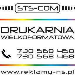 STS-COM SP. Z O.O. - Naklejki Nowy Sącz