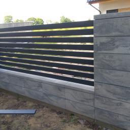 woj bud ogrodzenia - Ogrodzenia panelowe Gdańsk