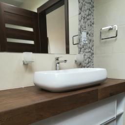 ŁAZIENKI - Wyposażenie łazienki Wymiarki