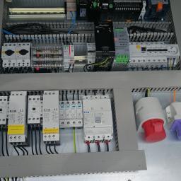 Usługi elektryczne - Alarmy Zamość