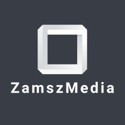 ZamszMedia - Projektowanie logo Rzeszów