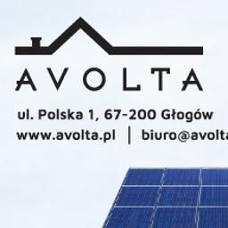 AVOLTA Krzysztof Łakomski - Budownictwo Głogów