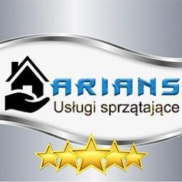 Arians Sp. z o.o. - Mycie okien Warszawa