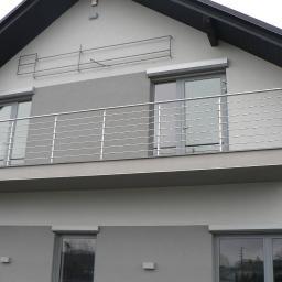 Inox 4 home - Konstrukcje stalowe Siepraw