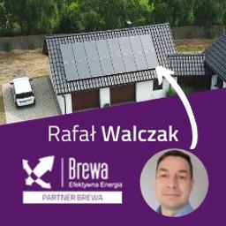 Rafał Walczak - Autoryzowany Partner Brewa - Fotowoltaika Kalisz