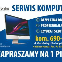 Ekotronika Serwis Komputerowy Olsztyn - Naprawa Komputerów Olsztyn