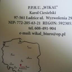 PPHU WIKAL - Schody Ładzice