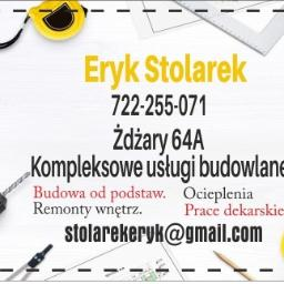 Usługi Ogólnobudowlane Eryk Stolarek - Altany Konin
