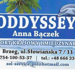 Oddyssey - Transport międzynarodowy Brzeg