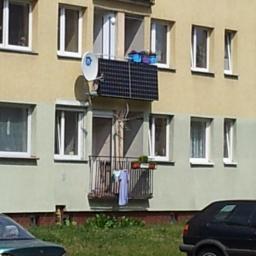 System balkonowy z mag. energii - moc 0,7kWp